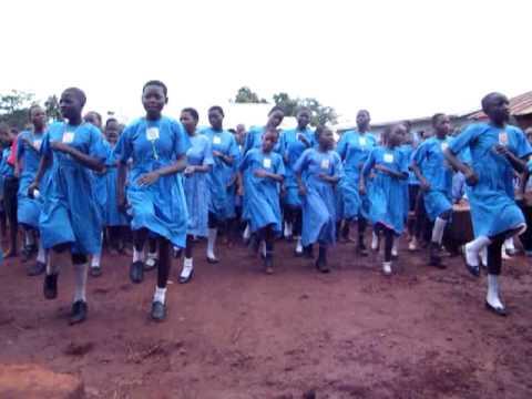 Song at Hope Children's Centre, Uganda
