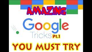 #shorts Thủ thuật Google mà bạn phải thử - Google Tricks You MUST Try Pt.1