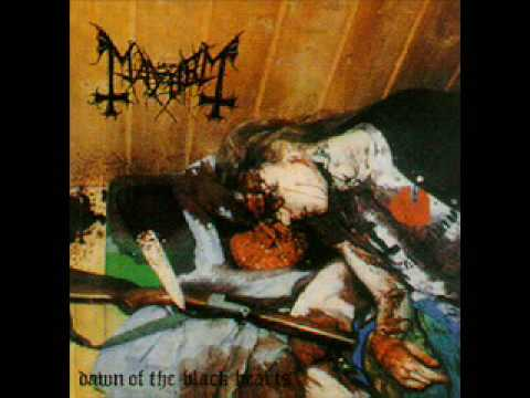Mayhem- Chainsaw Gutsfuck- Dawn of the Black Hearts
