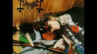 Mayhem- Chainsaw Gutsfuck- Dawn of the Black Hearts