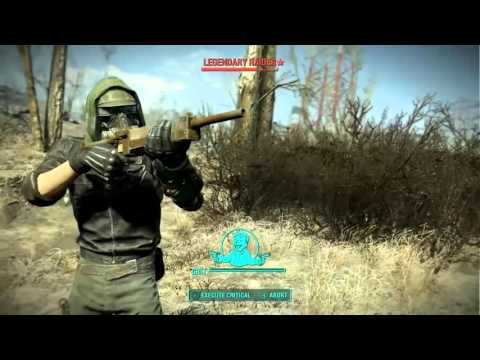 Fallout 4: VATS Montage