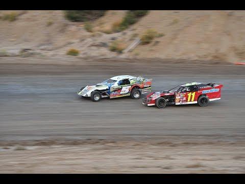 Desert Thunder Raceway Sport Mod Heat Races 9/30/17