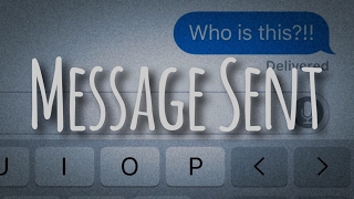 Message Sent - A horror short film entirely within a text conversation