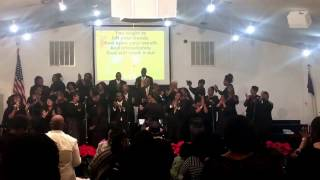 Immediately- Tasha Cobbs ministered by Lady Kay and the Voices of Grace Cathedral Ministries Sumter
