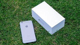 iPhone 6: розпакування і перше враження