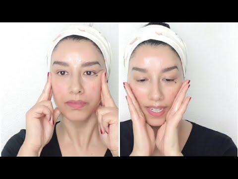 Masajes para adelgazar la cara