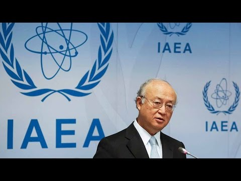 IAEA Director General Amano: China plays a central role in nuclear development