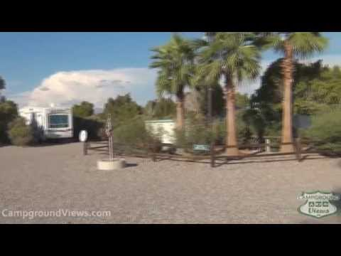 full hookup campgrounds in california