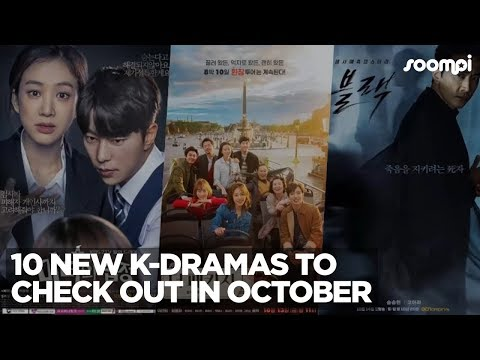 10 New K-Dramas To Check Out In October