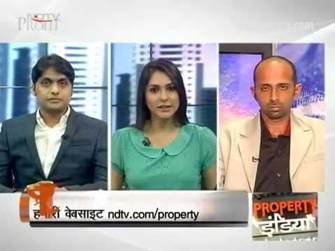 Digital Marketing for Real Estate in India - Coverage in NDTV Profit Property India