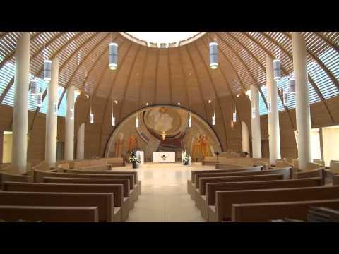 Rzym - Kolegium św. Wawrzyńca - kościół 1