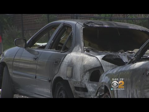 Downed Power Lines Spark Fire In NJ