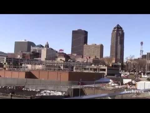 Downtown Des Moines, IA