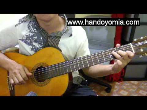 大海 Da Hai - 张雨生 Zhang Yu Sheng - FingerStyle Guitar Solo