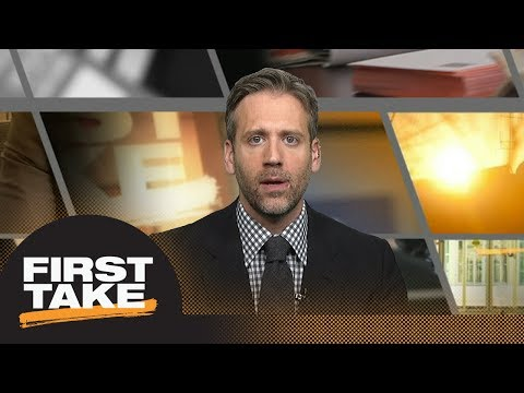 Max reveals how Rockets can beat Warriors in Western Conference finals Game 2 | First Take | ESPN