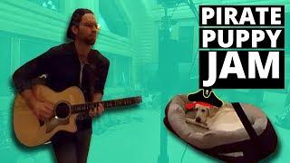 Pirate Puppy Jam (360 Music Video)
