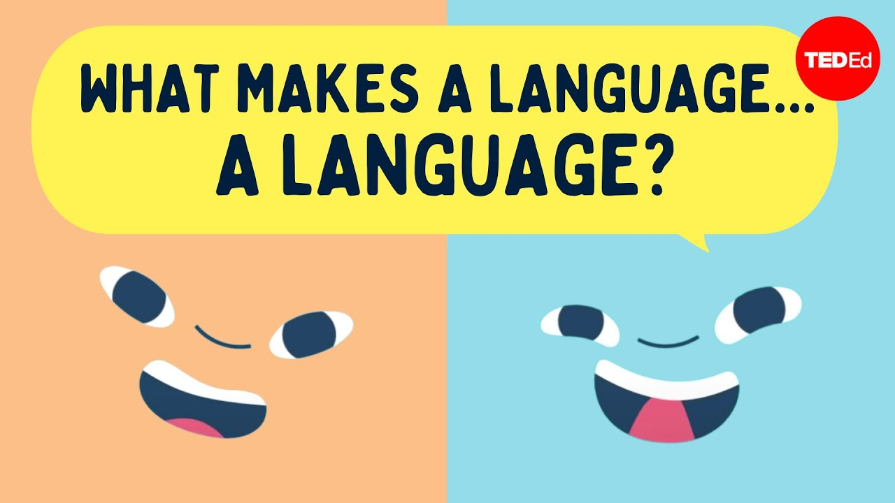 What makes a language... a language? - Martin Hilpert
