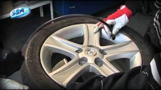 Výměna a oprava pneumatik