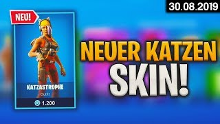 FORTNITE SHOP from 30.8 - 🐱 New Skin! 🛒 Fortnite Daily Item Shop of today (30 August 2019) | Detu