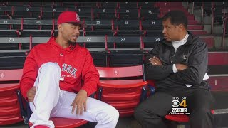 Without Family, Mookie Betts Wouldn't Be The Star He Is Today