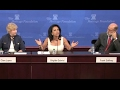 """watch he video of Brigitte Gabriel's Epic and Brilliant Answer To """"Most Muslims Are Peaceful..."""""""