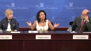 Brigitte Gabriel's Epic and Brilliant Answer To