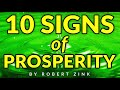 10 signs prosperity is coming your way make more money now mp3