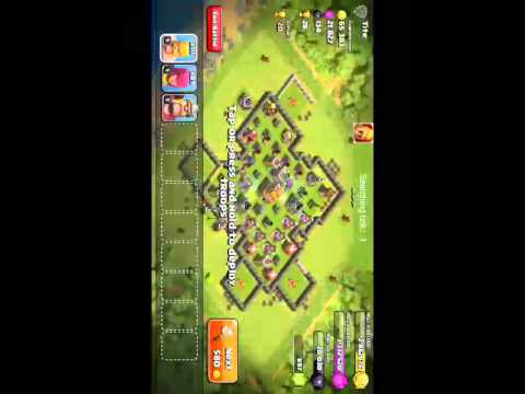 Clash Of Clans Bot! (ANDROID)