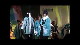 【TGS2012】 東京ゲームショウ2012 Cosplay Collection Night エンディング