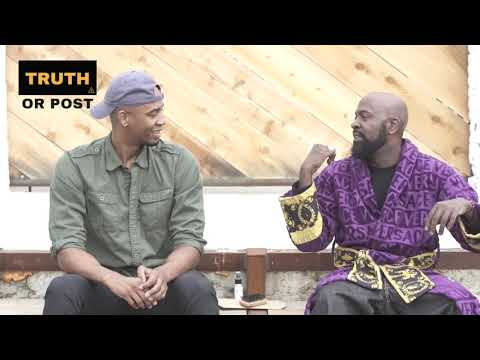 Chris Tucker Angry, Fans Jump Heckler, & Comedy Groupies - Doo Doo Brown On Truth Or Post (Part 1)