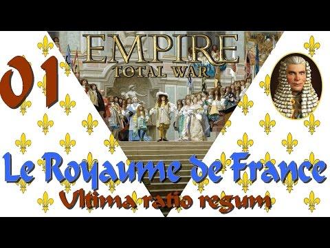 Empire: Total War - Le Royaume de France - Fièvre diplomatique