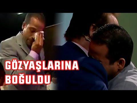 Popstar Erkan Bu Sözler Karşısında Gözyaşlarına Boğuldu!