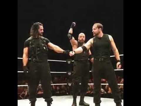 Download Triple H Joins The Shield #WWEGlasgow