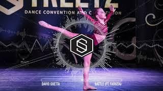 DAVID GUETTA - BATTLE (FT. FAOUZIA) | JAZZ/CONTEMPORARY | #DANCERPLAYLIST EP. 99