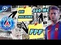 Le montage financier à 500M€ du PSG pour Neymar | Revue de presse