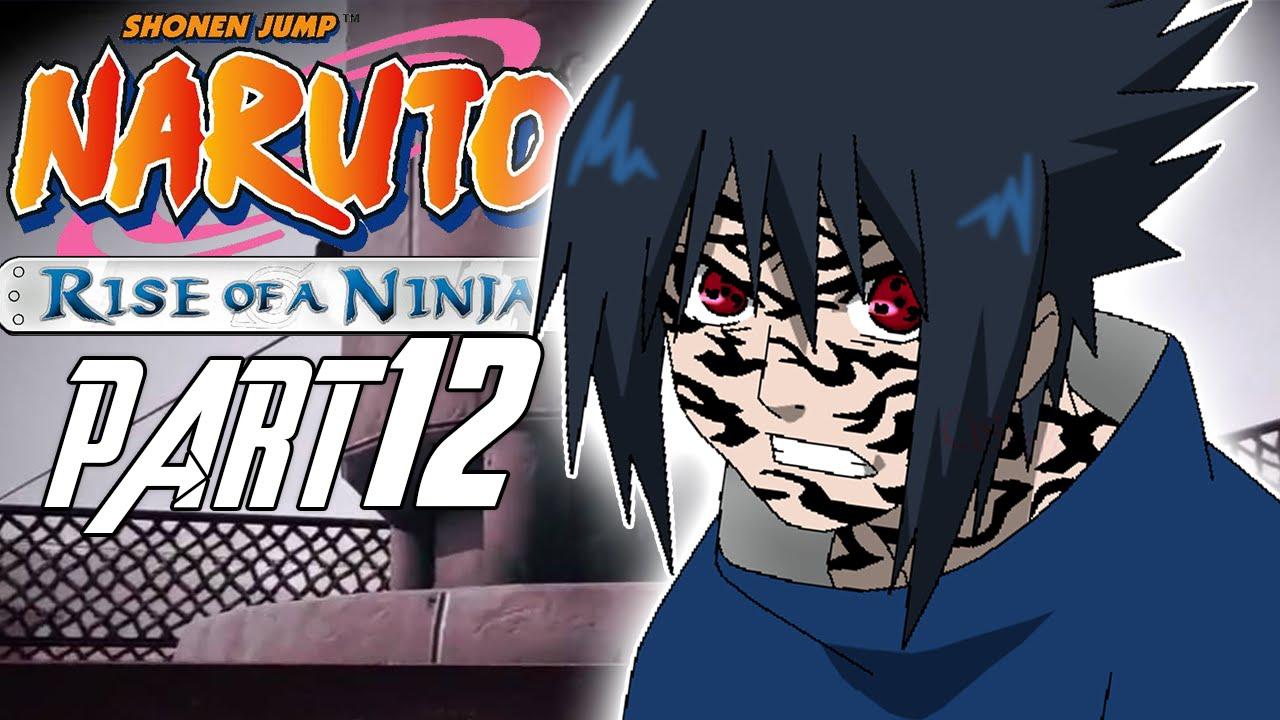 Naruto: rise of a ninja walkthrough part 10, gameplay xbox 360.