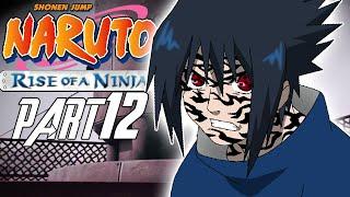 Naruto: Rise of a Ninja - Walkthrough Part 12, Gameplay Xbox 360