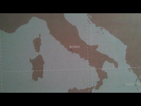 Roma Italia Video Journey November 2014