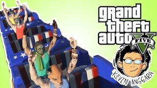KEVIN ANGGARA IN LOS SANTOS ! ( GTA 5 Indonesia Funny Moments )