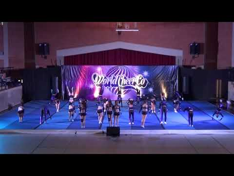 National Power Cheer Open Level 4.2 - World Cheer Co 2017