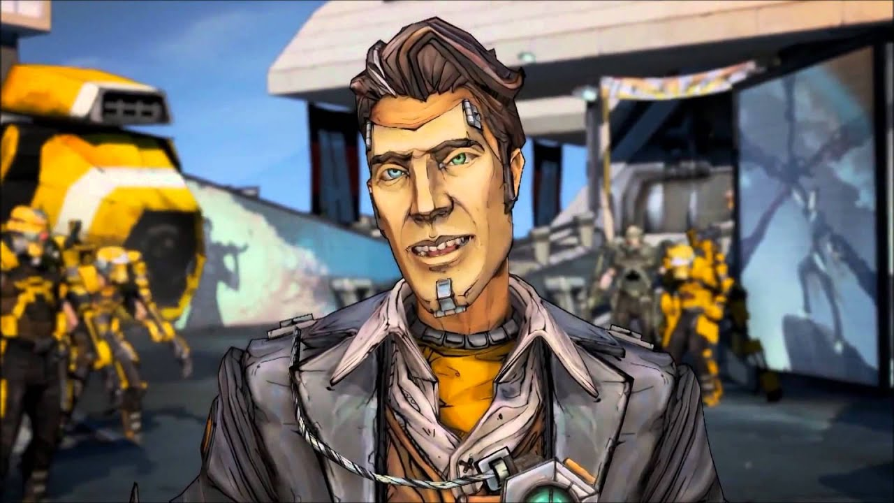 Borderlands 2 - Handsome Jack's Promise - YouTube