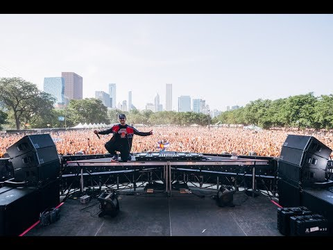 Valentino Khan Live at Lollapalooza 2018