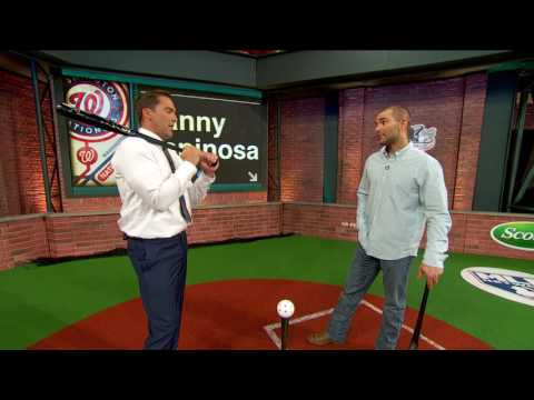 How to Master Switch Hitting with Danny Espinosa