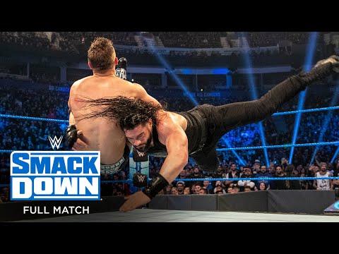 FULL MATCH - Roman Reigns & Daniel Bryan vs. The Miz & John Morrison: SmackDown, Feb. 14, 2020