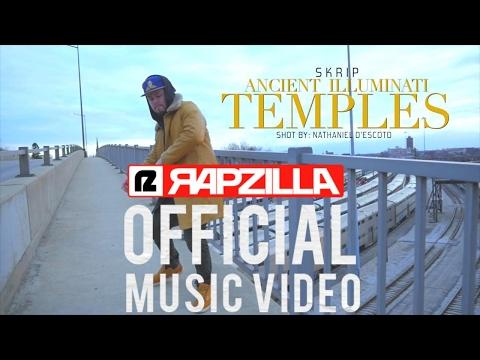 Skrip - Ancient Illuminati Temples ft. Hilgy music video - Christian Rap