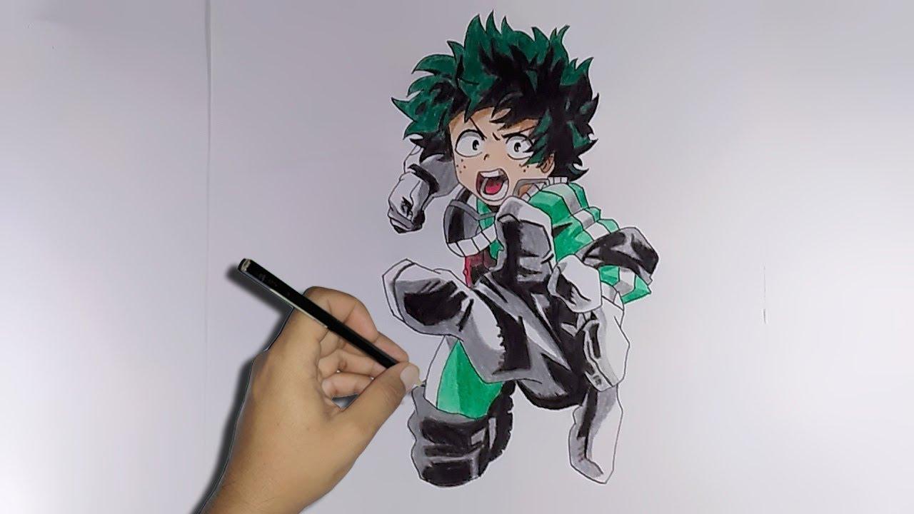 85 Gambar Anime Keren Menggunakan Pensil Paling Bagus
