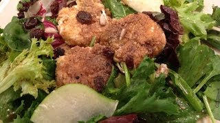 Ava's Flava  Episode 57  Baked Goat Cheese Salad