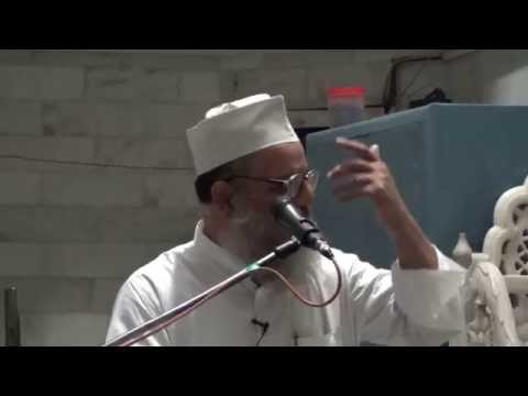 Maulana Kaleem Siddiqui DB: 25 Night Part 2 Ramadan 2014