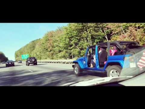 Wicked Jeeps Convoy To Great American Jeep Rally