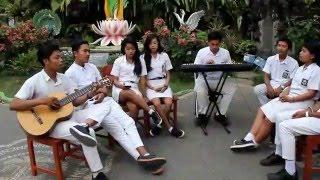 SMA Negeri 1 Tegallalang Tugas  Seni Budaya,  XII IPA1